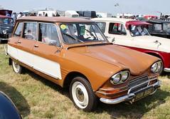 HUM 915G (2) (Nivek.Old.Gold) Tags: 1969 citroen ami 6 estate 602cc