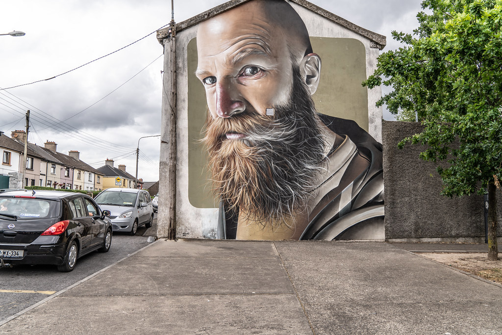 EXAMPLES OF STREET ART [URBAN CULTURE IN WATERFORD CITY]-142328