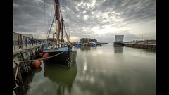 Whitstable Bay Timelapse (Nathan J Hammonds) Tags: timelapse time lapse sunset tide clouds movement whitstable bay kent uk england nikon d3200 lee filters evening summer movie