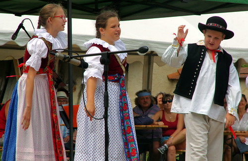 21.7.18 Jindrichuv Hradec 4 Folklore Festival in the Garden 042