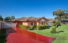 4 Cardinal Clancy Avenue, Glendenning NSW