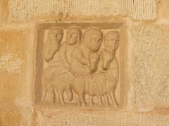 Catedral - Relieve en el claustro (albTotxo) Tags: tortosa tarragona cataluña españa