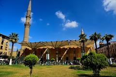 DSC_6069 Mosque of Al Hussein. Cairo Egipto (Santiago Sanz Romero) Tags: egipto egypt elcairo cairo alhussein mosque mezquita monumento monument ngc