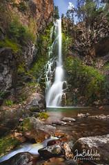 Utah Waterfall (Jami Bollschweiler Photography) Tags: utah waterfall wilderness long exposure water fall beautiful cloudy