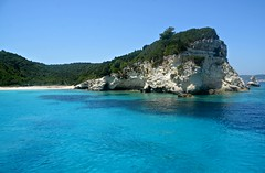 Out of the blues (plot19) Tags: paxos paxi greece anti love light landscape blue beach sea plot19 photography holiday island isle isles islands greek nature