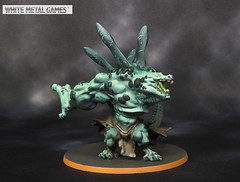 Reptisaurus Rex - Massive Darkness (whitemetalgames.com) Tags: reptisaurian reptisaurians reptile people saurians saurus reptilians lizardmen lizard men lizardman massive darkness cool mini or cmon board game boardgame kickstarter pathfinder dnd dd dungeons dragons dungeonsanddragons 35 5e whitemetalgames wmg white metal games painting painted paint commission commissions service services svc raleigh knightdale knight dale northcarolina north carolina nc hobby hobbyist hobbies miniature minis miniatures tabletop rpg roleplayinggame rng warmongers enemy box