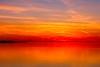 Niagara on the Lake Sunset (otterman51) Tags: canada lakeontario ontario ortbaldauf calm lake ortbaldaufcom red sky sunset water