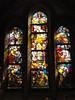 Leaded glass in Nieuwe Bavo (michael_s_pictures) Tags: leadedglass glasinlood nieuwebavo haarlem kathedraal cathedral kleurrijk colorful