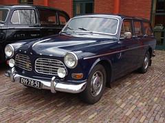 1966 Volvo Amazon Kombi (P220) (Skitmeister) Tags: dh7851 car auto pkw voiture carspot skitmeister nederland netherlands holland