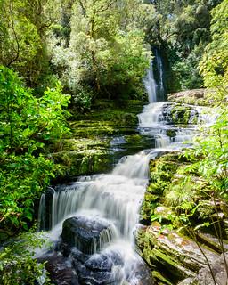 McLean Falls, NZ
