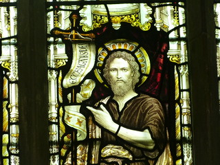 Church - Stratford, Holy Trinity 180509 [Dowling Memorial Window c]