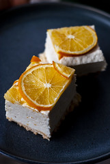 Meyer Lemon Cheesecake (food.forliving) Tags: meyer lemon cheesecake cake dessert food