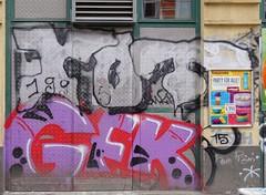 - (txmx 2) Tags: hamburg graffiti kot gfk