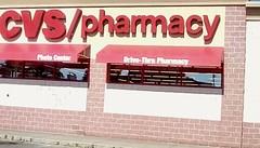 Sign for CVS drug store - SS (Maenette1) Tags: cvspharmacy sign windows menominee uppermichigan signsunday flicker365 allthingsmichigan absolutemichigan projectmichigan