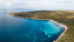 Memory Cove, Port Lincoln (Robert Lang Photography) Tags: memorycove cove beach lincolnnationalpark southaustralia eyrepeninsula beautiful island landscape aerial coastal colour color clouds trees australia water sea seaside ep sa sand sun sky summer blue green aqua nature pretty holiday camping destination track wwwrobertlangcomau wild wilderness bestspot bestcampingspot bestcampingspotportlincoln bestcampingspoteyrepeninsula bestcampingspotsouthaustralia bestcampingspotaustralia australiabestbeach secretspot bestcamping view views peaceandquiet tranquil tranquility lovely australiasbestbeach amazing sensational wow gorgeous inspiring insta land swim snorkel play robertlangphotography robertlang robertlangportlincoln robertlangaustralia