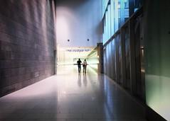Life in the underground (Mister Blur) Tags: fotografía rodrigo rubén snapseed iphoneography iphone walking réso lavillesouterraine quebec montréal theundergroundcity underground life