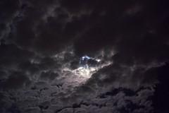 Ghostly Galleon 1 (pmvarsa) Tags: autumn 2000 analog film 135 kodak kodakroyalgold royalgold 400iso nikonsupercoolscan9000ed nikon coolscan cans2s canon ftb canonftb classic camera moon clouds sky mood night darkness ontario canada
