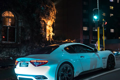 DSC06740 (SunThroughEyelids) Tags: night blue auckland newz newzealand sony sky stars art ambient adventure awesome amazing a7ii nature landscape dark light photography skyline