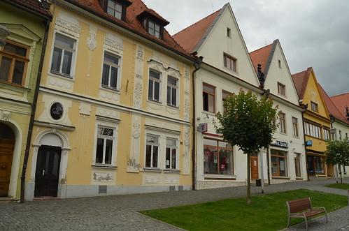 Bardejov's old square IX