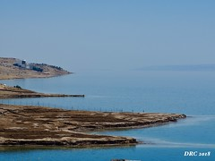 The Dead Sea from the Movenpick Hotel (DRC - THANKS!! 3 Million Views) Tags: deadsea jordan middleeast