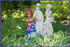 Tivi ... (Kindergartenkinder 2018) Tags: schloss arcen park kindergartenkinder