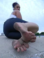 13312631_137033210042111_5377732629689023880_n (paulswentkowski1983) Tags: dirty feet soles filthy female street