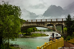 (Dubai Jeffrey) Tags: china jadedragonsnowmountain clouds lijiang rain yunnan