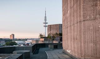 Lebendiger Beton – Der Feldstraßenbunker