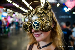 Japan Expo 2018 1erjour-9 (Flashouilleur Fou) Tags: japan expo 2018 parc des expositions de parisnord villepinte cosplay cospleurs cosplayeuses cosplayers française français européen européenne deguisement costumes montage effet speciaux fx flashouilleurfou flashouilleur fou manga manhwa animes animations oav ova bd comics marvel dc image valiant disney warner bros 20th century fox féee princesse princess sailor moon sailormoon worrior steampunk demon oni monster montre