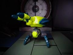 Bot Blaster (ridureyu1) Tags: ready2robot robot mecha mech pilot toy toys actionfigure toyphotography sonycybershotsonycybershotdscw690