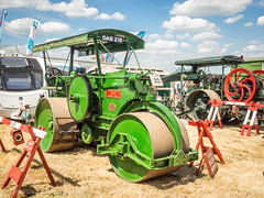 Hollowell 2018 (Ben Matthews1992) Tags: 2018 hollowell steam rally show old vintage historic preserved preservation vehicle transport haulage road roller construction aveling barford motor dx8 dab218
