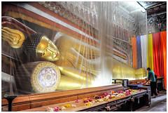 Buddha @Kelaniya, Sri Lanka (Ramalakshmi Rajan) Tags: buddha statue temples temple placesofworship nikon nikond5000 nikkor18140mm srilanka travel kelaniya