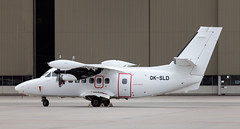 L-410 | OK-SLD | AMS | 20110205 (Wally.H) Tags: let 410 l410 oksld ams eham amsterdam schiphol airport