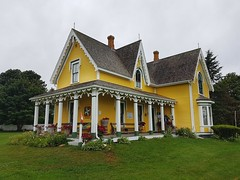 Day 2 - Bideford Parsonage (Bobcatnorth) Tags: princeedwardisland canada summer 2018 pei cycling bicycle touring bicycletouring camping sightseeing