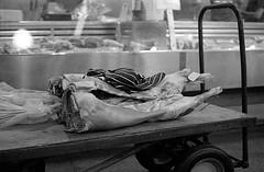 Cardiff (The Unfortunate Whale) Tags: film filmphotography blackandwhite bw blackandwhitefilm olympus om om1n olympuszuiko om1 negativefilm 35mmfilm 50mm 50mmf14 zuiko zuiko50mm zuiko50mmf14 yellowfilter kentmere kentmere400 wales southwales street streetphotography