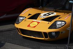 le Mans Classic ~ 2018 (Christopher Mark Perez) Tags: lemansclassic2018 lemansclassic lemans france historicracecars historicracing vintageautomobile oldracecars racecars racecar fordgt40 ford