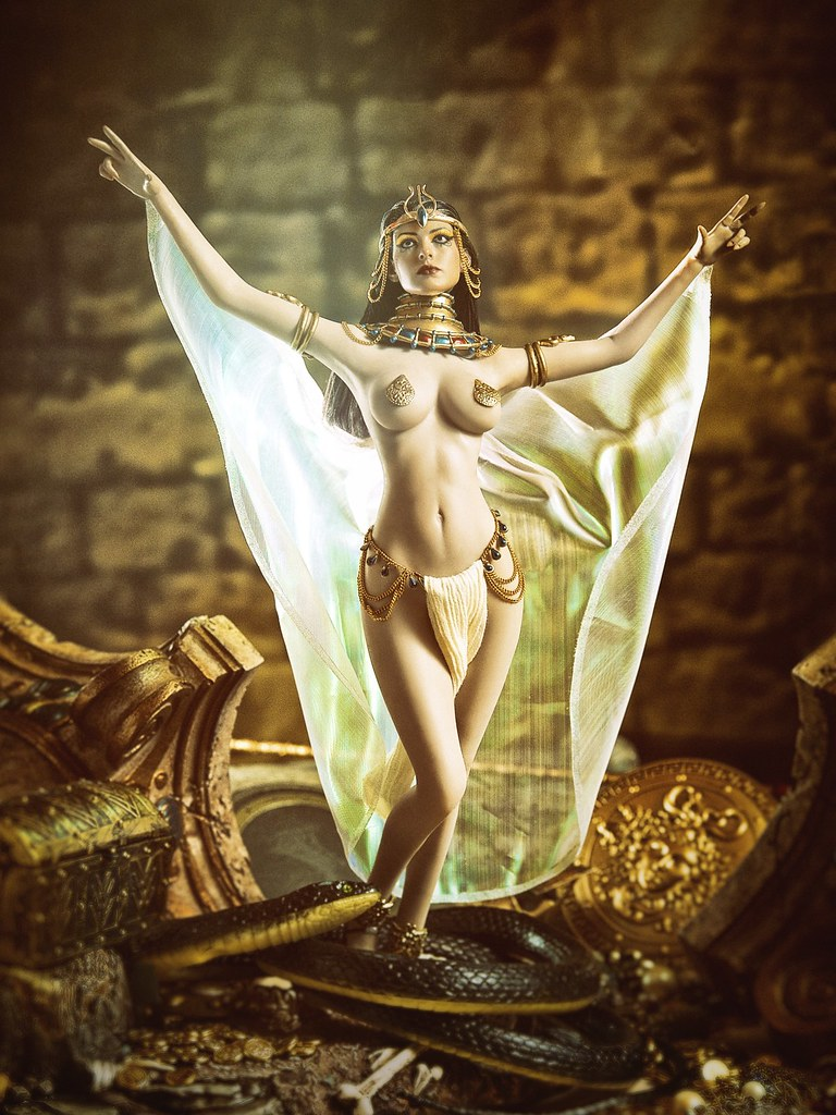 Pharaoh nude