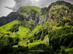 In Paradise.. Rayskoto Praskalo and the Rai hut (Toni Terziev) Tags: 500px hut rai bulgaria beautiful balkan mountains mountain central home landscape landscapes