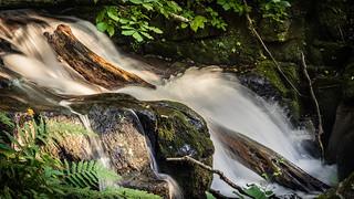 Kudan waterfall