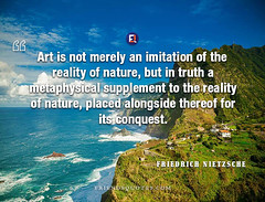 Friedrich Nietzsche Quote man whole encyclopedi facts (Friends Quotes) Tags: art conquest friedrichnietzsche german imitation merely metaphysical nature nietzsche philosopher placed popularauthor reality supplement thereof truth