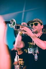 Eric Benny Bloom, Trumpet Mafia - Satchmo Summerfest 2018