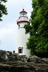 Marblehead Lighthouse (John_Burzynski_Photography) Tags: lake erie marblehead ohio great lakes
