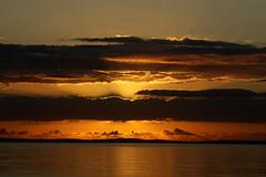 Bay Sunrise (Alan McIntosh Photography) Tags: sunrise solar sun water seascape moreton bay shorncliffe light