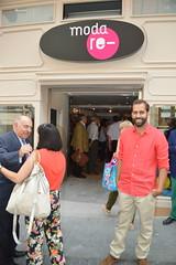 Fotos inauguración tienda MODA RE-Elías Machado (5)