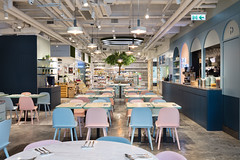 Kind Kitchen (dennis lo designs) Tags: gogreen restaurant food beverage fnb fb eatery foodie hong kong china asia western cafe bistro gastronomy market shop retail commercial space lighting bright interior design designer modern minimal contemporary retro openspace