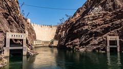 Hoover Dam (James Marvin Phelps) Tags: nevada arizona hooverdam blackcanyon coloradoriver blackandwhite jamesmarvinphelps jamesmarvinphelpsphotography