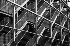 BELGIUM (WeVe1) Tags: stairs steel exit