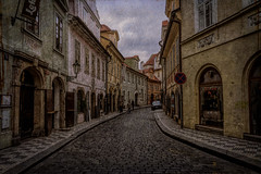 Lost in Prague (Jim Nix / Nomadic Pursuits) Tags: czechrepublic easterneurope europe jimnix luminar macphun nomadicpursuits oldtown prague sony sonya7ii architecture travel