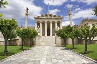 Academia de Atenas (Grecia)