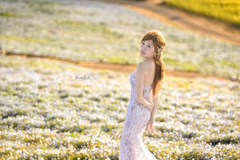 NINIKO,NINIKO婚紗包套,国営ひたち海浜公園,東京婚紗,粉蝶花婚紗,茨城婚紗,DSC_5723-3